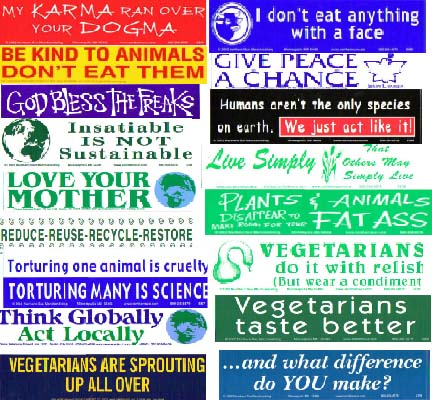 Are the funniest most creative bumper stickers that you have seen