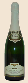 Blanquette de Limoux Brut, Bernard Delmas<br><br><font color=red>90 Points By Wine&Spirits Magazine