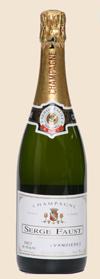 NV Champagne <br>Carte d'Or Brut <br>Serge Faust