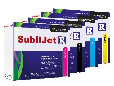 Ricoh Sublijet R Sublimation Ink by Sawgrass