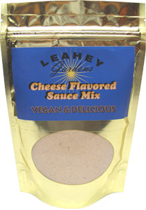 Vegan Cheese Sauce Mix by Leahey Gardens